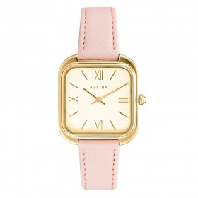 Soldes Agatha Montre SONIA - Rose